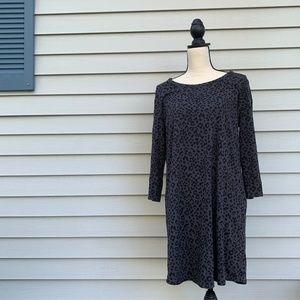 Leopard Nightgown